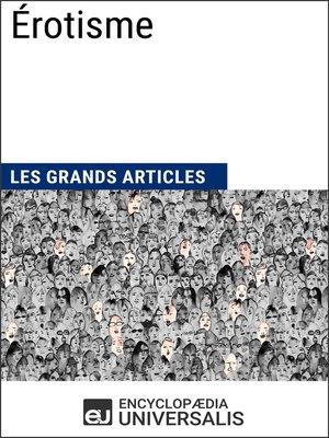 cover image of Érotisme