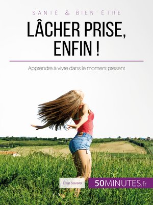 cover image of Lâcher prise, enfin !