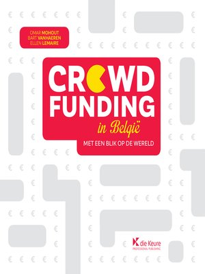 cover image of Crowdfunding in België