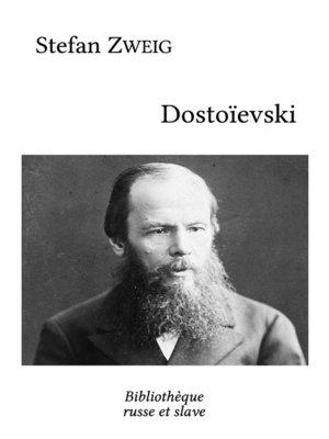 cover image of Dostoïevski