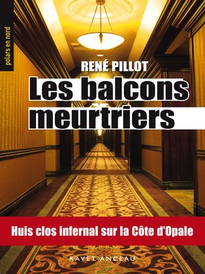 cover image of Les balcons meurtriers