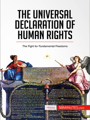 cover image of The Universal Declaration of Human Rights