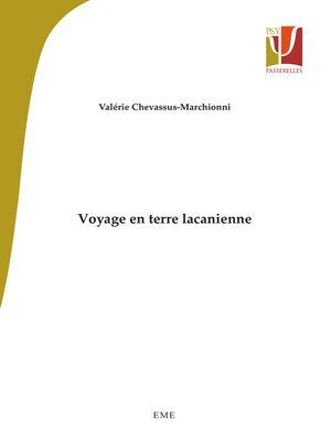 cover image of Voyage en terre lacanienne