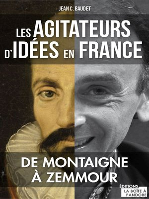 cover image of Les agitateurs d'idées en France