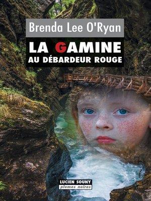 cover image of La Gamine au débardeur rouge