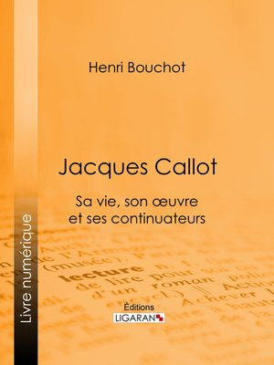 cover image of Jacques Callot