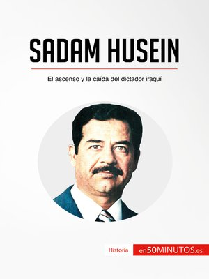 cover image of Sadam Husein