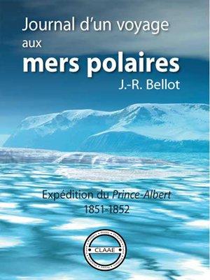 cover image of Journal d'un voyage aux mers polaires