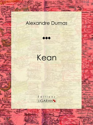 cover image of Kean