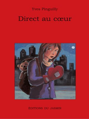 cover image of Direct au coeur