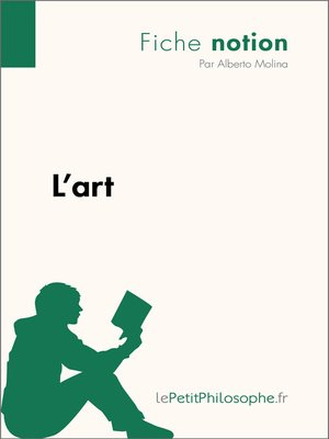 cover image of L'art--Fiche notion