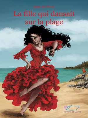 cover image of La fille qui dansait sur la plage