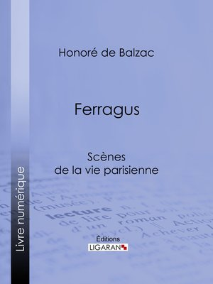 cover image of Ferragus