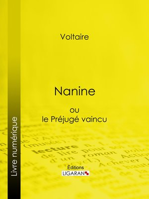 cover image of Nanine