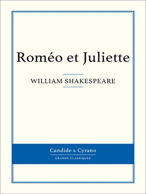 cover image of Roméo et Juliette