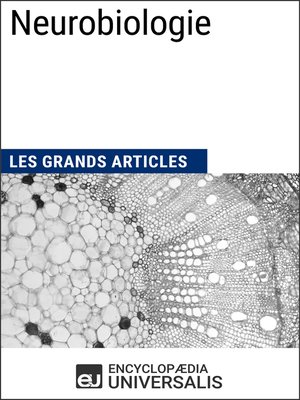 cover image of Neurobiologie