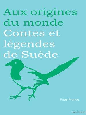 cover image of Contes et légendes de Suède