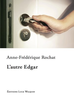 cover image of L'autre Edgar
