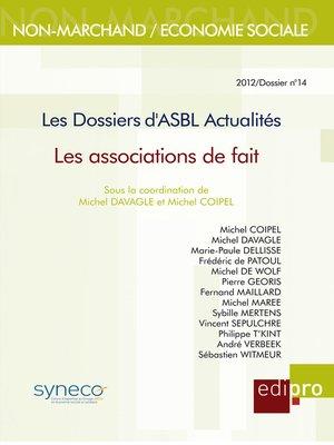 cover image of Les associations de faits