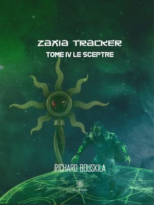 cover image of Zaxia Tracker--Tome IV
