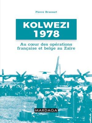 cover image of Kolwezi 1978