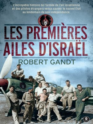 cover image of Les premières ailes d'Israël