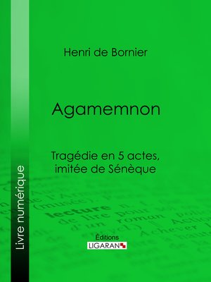 cover image of Agamemnon