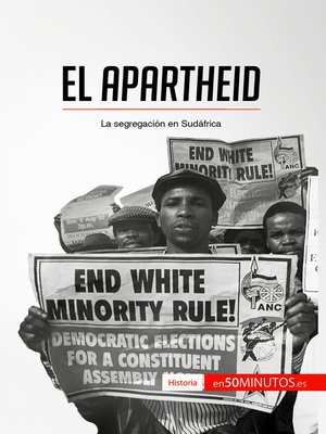 cover image of El apartheid