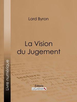 cover image of La Vision du Jugement