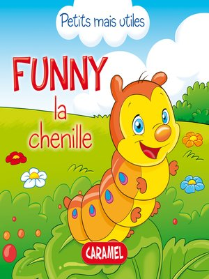 cover image of Funny la chenille