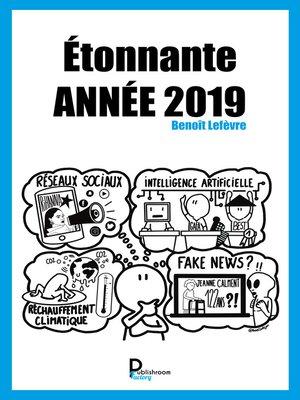 cover image of Étonnante année 2019