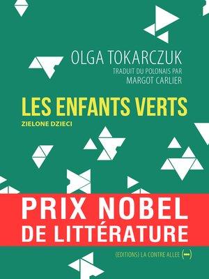 cover image of Les Enfants Verts