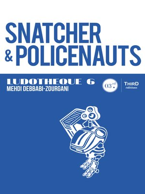 cover image of Snatcher & Policenauts