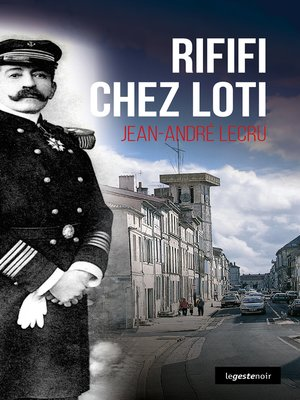cover image of Rififi chez Loti