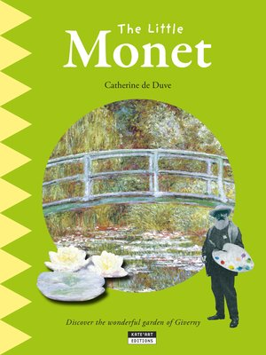 cover image of The Little Monet