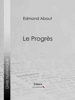 cover image of Le Progrès