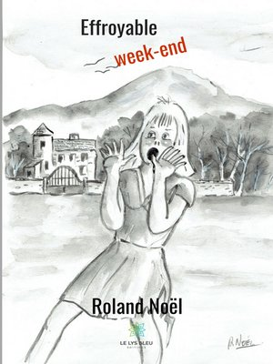 cover image of Effroyable week-end