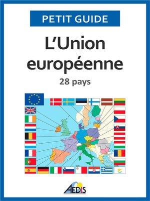 cover image of L'Union européenne