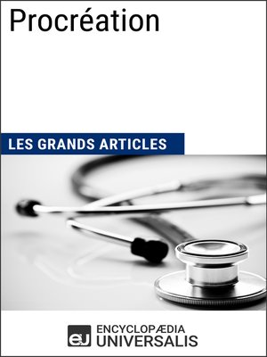 cover image of Procréation
