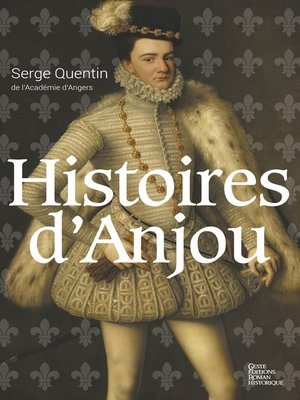 cover image of Histoires d'Anjou
