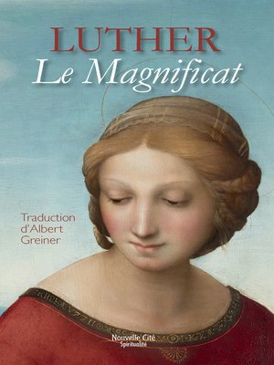 cover image of Le Magnificat