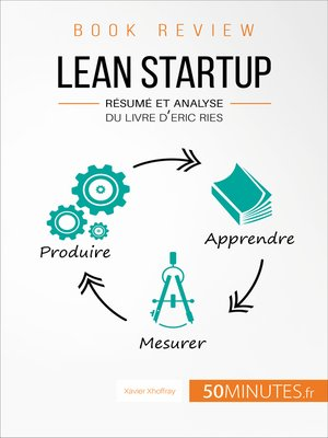 cover image of Lean Startup d'Eric Ries (Book Review)