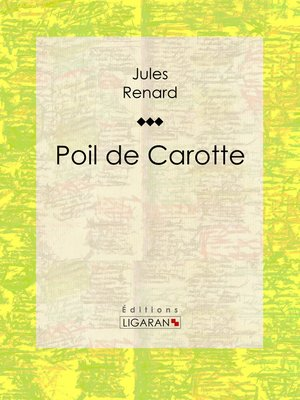 cover image of Poil de Carotte
