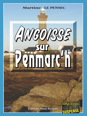 cover image of Angoisse sur Penmarc'h
