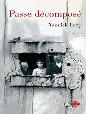 cover image of Passé décomposé
