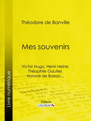 cover image of Mes souvenirs