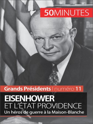 cover image of Eisenhower et l'État Providence