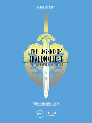 cover image of The Legend of Dragon Quest