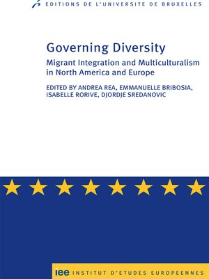 cover image of Governing diversity