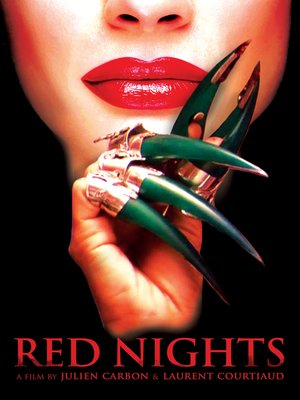cover image of Red Nights